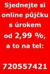 online půjčka 2020